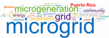 Puerto Rico and Microgrids
