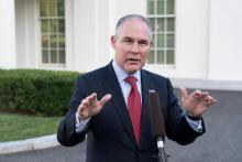 Midwest Farmers Demand Action From Pruitt